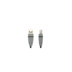 Bandridge BCL4101, USB 2.0 kabel A-B, 1.0m