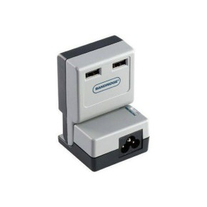 Bandridge BPC604C5, naponska zaštita za prijenosno računalo, 2XUSB punjenje