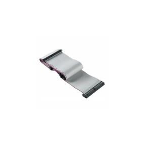 Bandridge CL08101I, floppy kabel 3x34pin (IDC) ž, 0.8m
