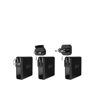 Bežični punjač za Apple/Android uređaje Adonit Travel Cube