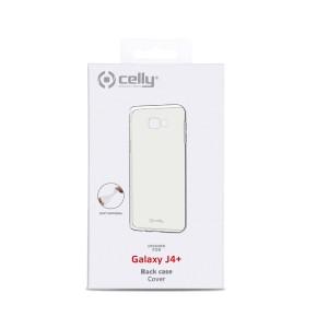 Zaštitna maska za Samsung Galaxy J4+ 2018, prozirna, Celly TPU