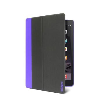 Cygnett, zaštitna navlaka za iPad Air 2, TekShell, tamno sivo/ljubičasta