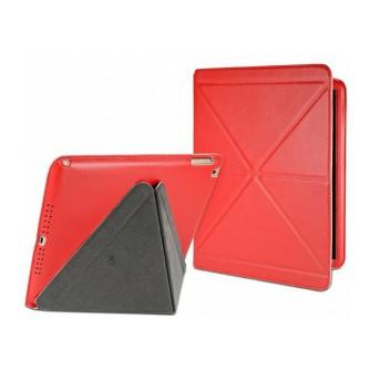 Cygnett, zaštitna navlaka za iPad Air/Air 2, Paradox Lux, crvena/bijela