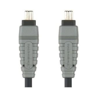 Firewire kabel 4p - 4p, 2 m Bandridge BCL6102