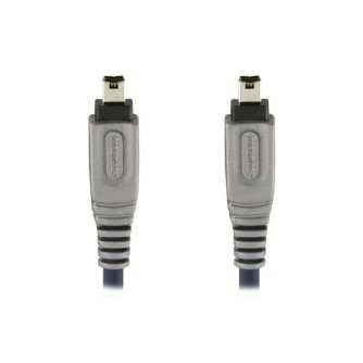 Firewire kabel 4p - 4p 2 m, Bandridge CL61002X