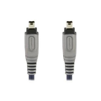 Firewire kabel 4p - 4p, 3 m, Bandridge CL61003X