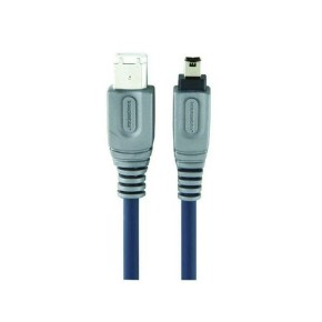 Firewire kabel 6p - 4p, 3 m, Bandridge CL62003X