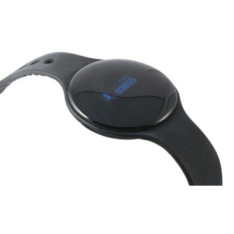Fitness narukvica za mobitel, crna KSIX