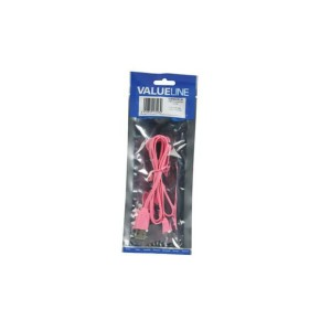 Kabel USB 2.0 na micro USB, 1 m, roza, Value Line VLMP60410P1.00