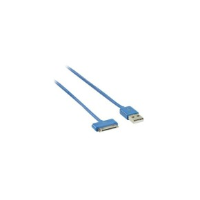 Kabel USB na Apple 30pin, 2 m, plavi, Value Line VLMP39100L2.00