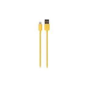 Lightning kabel, 1 m, žuti, Value Line VLMP39300Y1.00