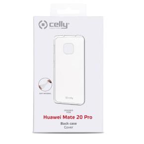 Maska za Huawei Mate 20 Pro, prozirna, Celly