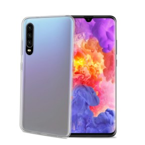 Maska za Huawei P30, prozirna, Celly