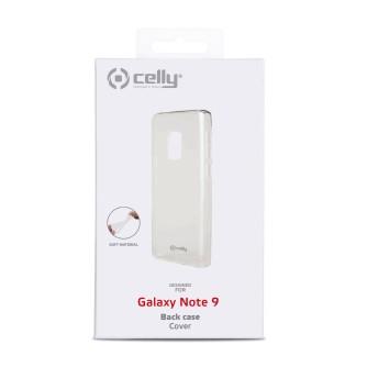 Maska za Samsung Galaxy Note 9, prozirna, Celly
