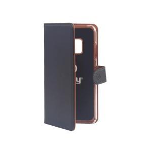 Preklopna torbica za Huawei Mate 20 Pro, crna Celly Wally