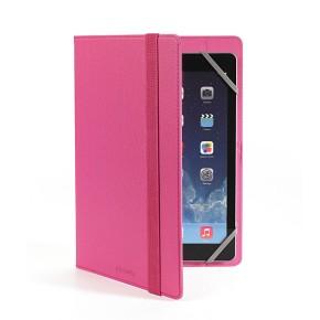 "Preklopna torbica za tablete do 8"", univerzalna, roza"