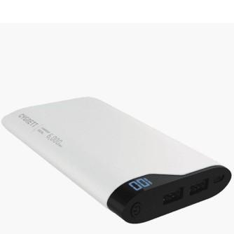 Prijenosna baterija za mobitel, 6000 mAh, bijela, Cygnett ChargeUp