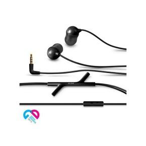 Slušalice sa mikrofonom, crne, Acme Jungle