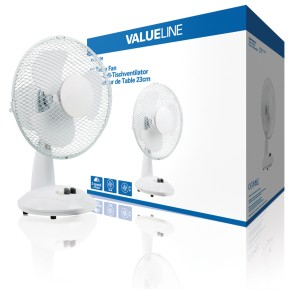 "Stolni ventilator 9"", 2 brzine, Value Line VL-FN09"