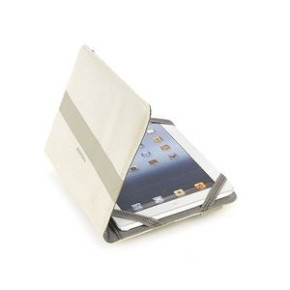 Tucano, navlaka za iPad mini, Agenda, bijelo/siva