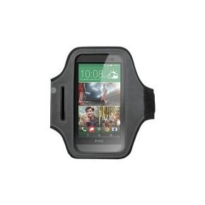 """Univerzalni držač za mobitel do 5,2"""", za ruku, armband, crno/sivi"""