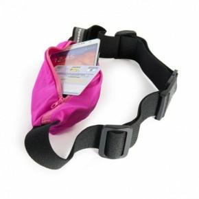 Univerzalni držač za pojas za smartphone, roza, Tucano Kiss 2