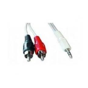 Value Line VAL3405, audio kabel 3.5mm - 2XRCA, 5.0m