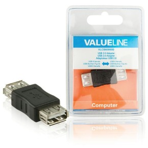 Value Line VLCB60901B, USB 2.0 adapter, USB Micro B m - USB A ž