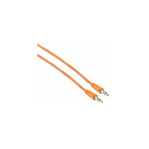 Value Line VLMP22000O1.00, 3.5mm stereo kabel, 1.0m, narančasti