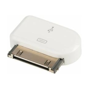 Value Line VLMP39900W, Micro USB na Apple 30pin adapter, bijeli