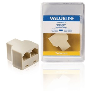 Value Line VLTB90991I, mrežni splitter RJ45
