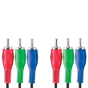 Value Line VVL3305, komponentni kabel, 5.0m