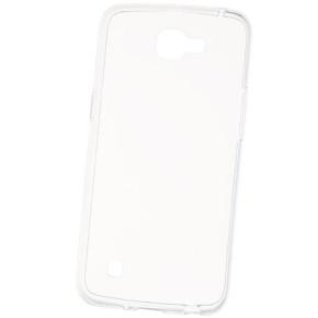 Zaštitna maska za LG K4, prozirna, Celly GelSkin