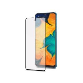 Zaštitno staklo za Samsung Galaxy A40 2019, 9H, crno, Celly