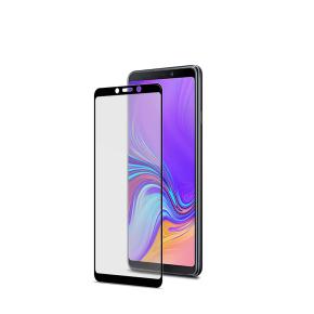 Zaštitno staklo za Samsung Galaxy A7 2018, 9H, crno, Celly