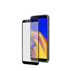 Zaštitno staklo za Samsung Galaxy J4+ 2018, 9H, crno, Celly