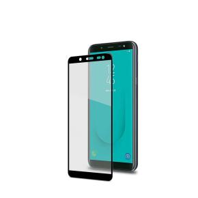 Zaštitno staklo za Samsung Galaxy J6 2018, 9H, crno, Celly