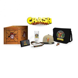 Big Box Crash Bandicoot