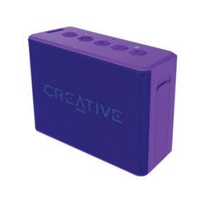 Bluetooth zvučnik, ljubičasti,  CREATIVE MUVO 2C