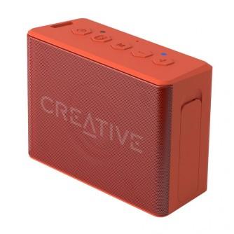 Bluetooth zvučnik, narančasti,  CREATIVE MUVO 2C