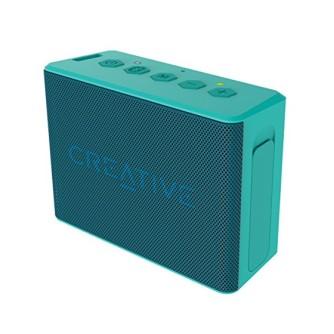 Bluetooth zvučnik, tirkizni,  CREATIVE MUVO 2C