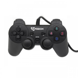 Igraći kontroler gamepad 3 u 1 za PC, PS2, PS3, SBOX GP-2009