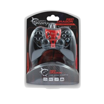 Igraći kontroler gamepad za PC WHITE SHARK GP-2028 RED DRAGON