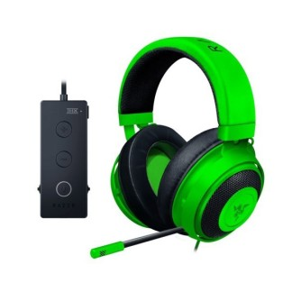 Gamerske slušalice, zelene, Razer Kraken Tournament