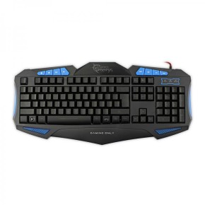 Gaming, gamerska tipkovnica White Shark GK-1621 SHOGUN PLAVA