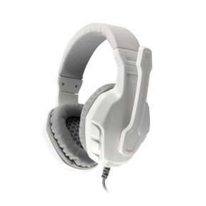 Gaming headset, gamerske slušalice, bijelo-srebrni, White Shark GHS-1641 PANTHER
