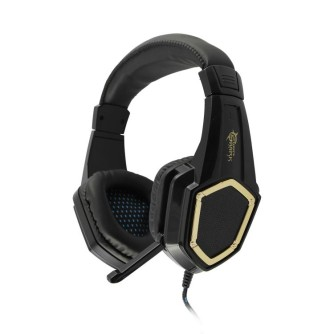 Gaming headset, gamerske slušalice, crne, White Shark GHS-1642 CHEETAH