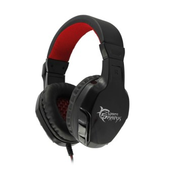 Gaming headset, gamerske slušalice, crno-crvene, White Shark GHS-1641 PANTHER