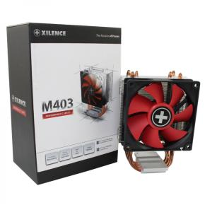 Hladnjak za CPU univerzalni, XILENCE 3HP - M403