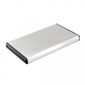 """Kućište za 2,5"""" hard disk, USB 3.0, bijelo, SBOX HDC-2562"""